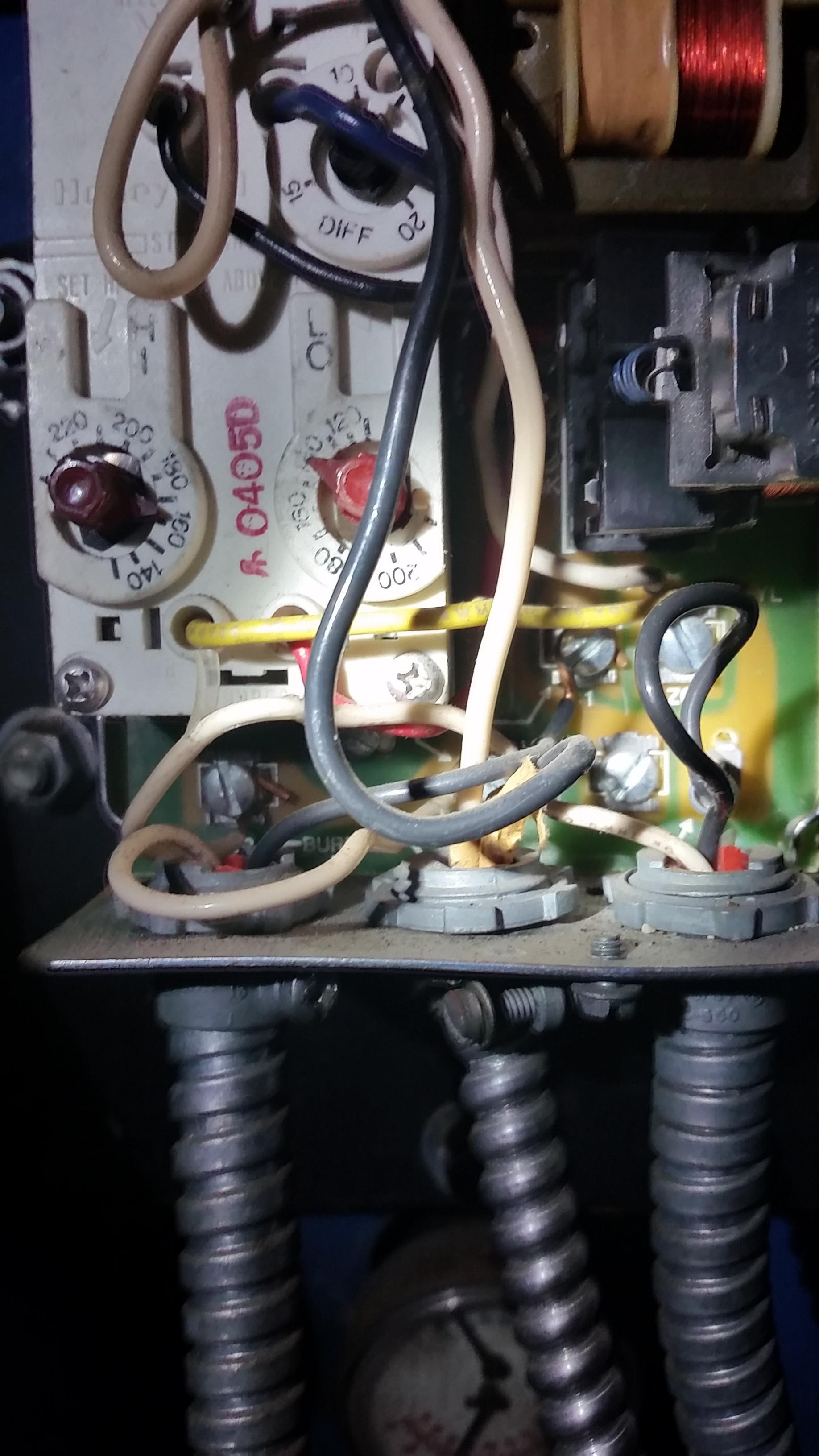 Wiring Jog In Control
