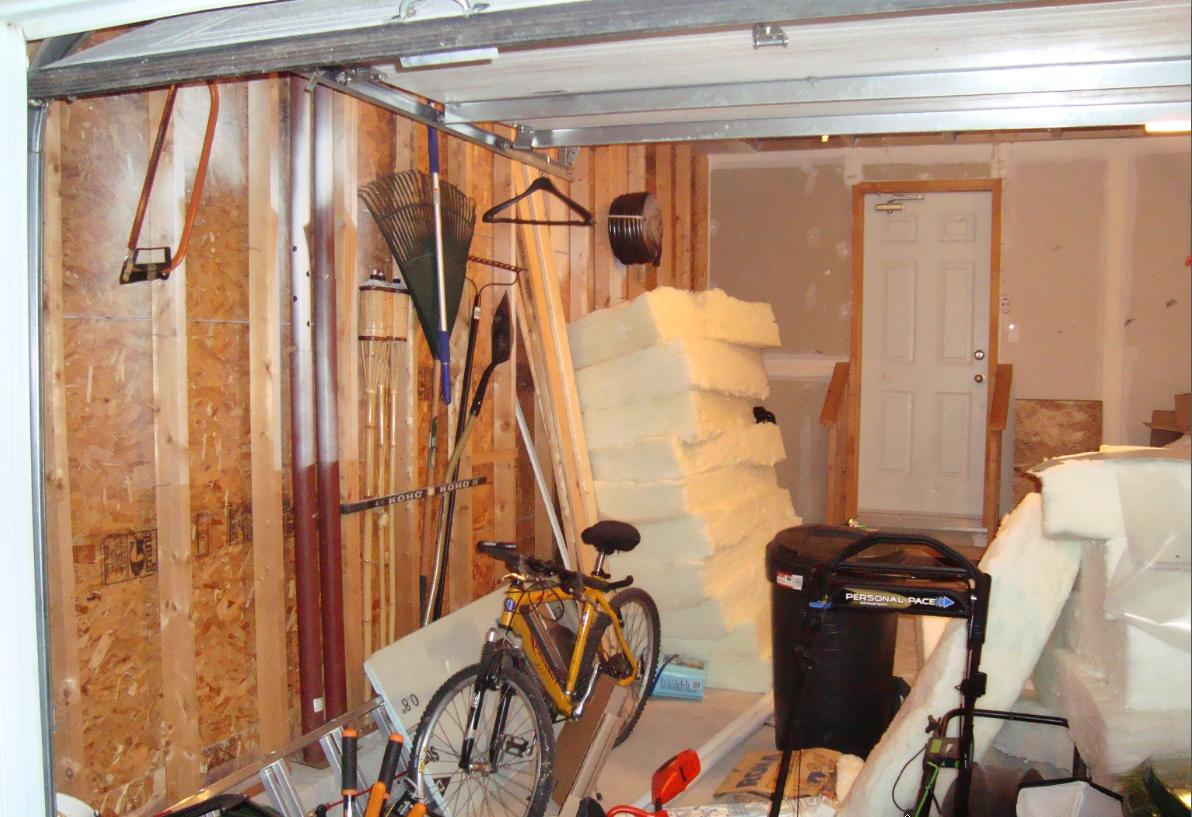 Should I Drywall And/or Insulate My Garage