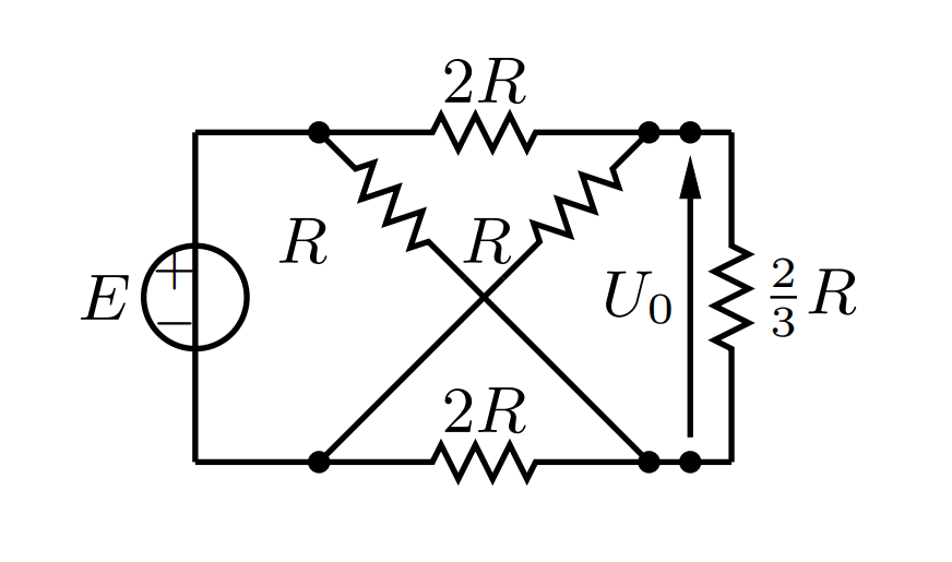 Redrawing circuit diagram for Thevenin's theorem