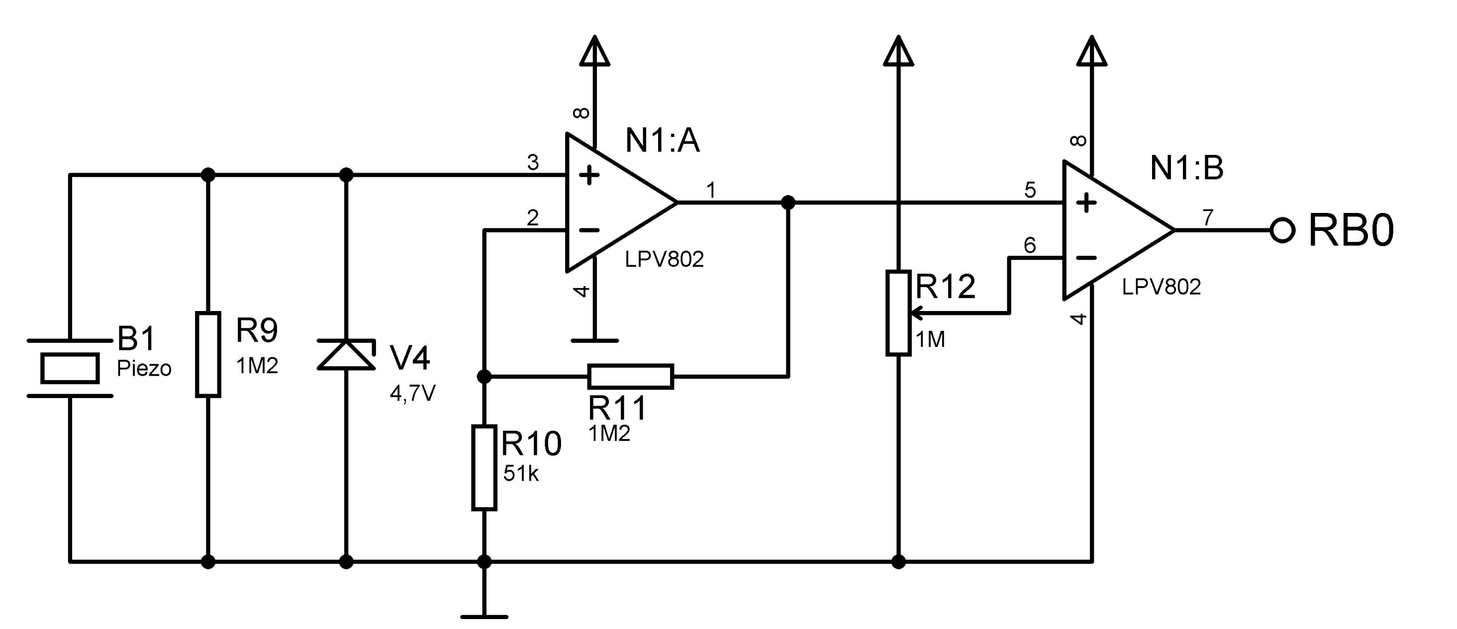 Lm324 Schematic