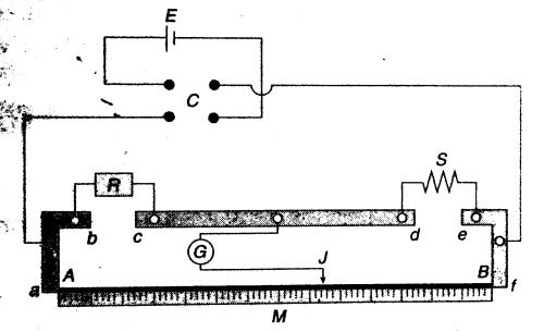 small resolution of diagram of a school physics lab potentiometer used in measurement purpose