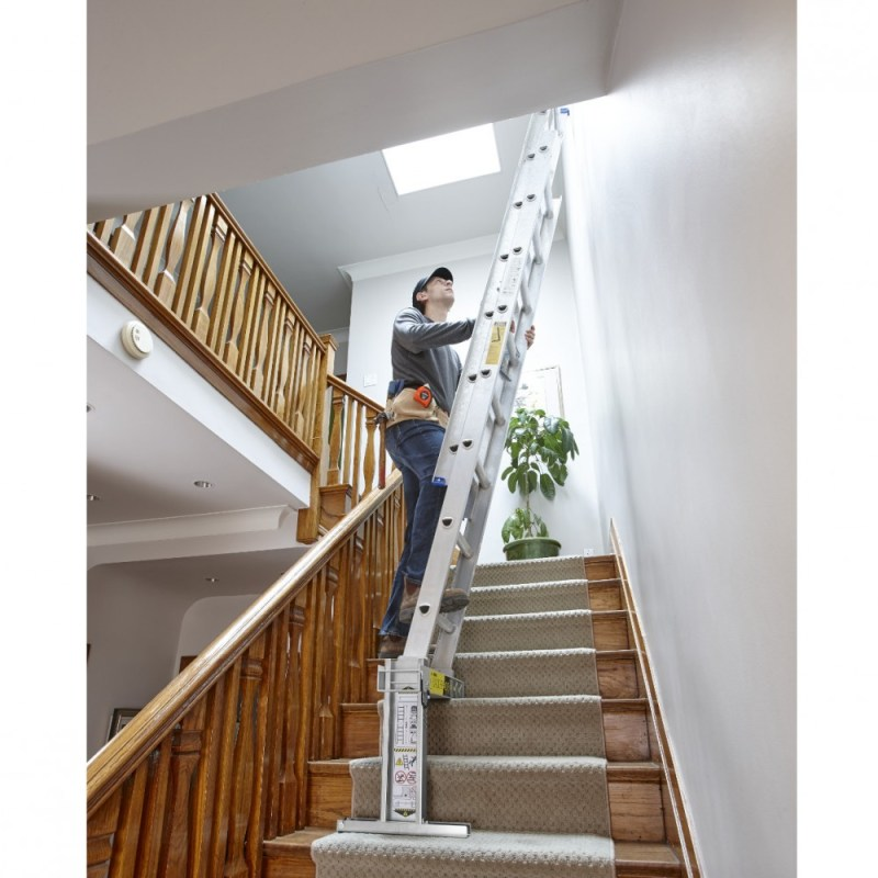 Ladders For Decorating Hallway And Stairs