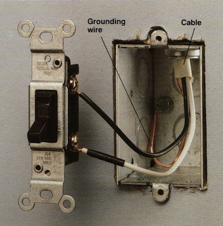 Electrical Wiring Receptacles Series How To Wire An Electrical Switch Mycoffeepot Org