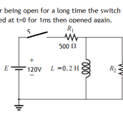 How To Solve Circuit Diagrams Wu Tang Clan 8 Solving A Containing Resistor And Inductor In Parallel Diagram