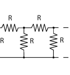 equivalent resistance in ladder circuit closed  [ 1753 x 505 Pixel ]