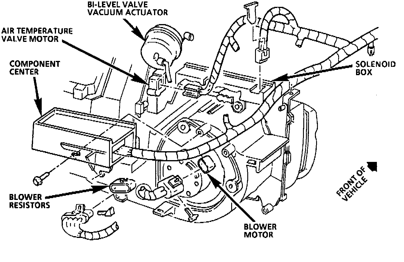 hight resolution of heater control how do i locate a vacuum hose in 1993 buick regal vacuum hose diagram for a 2000 buick regal