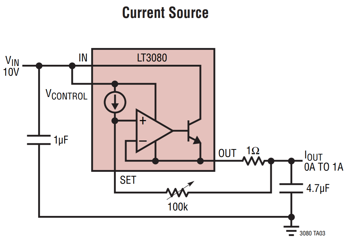 hight resolution of  lt3080 current source