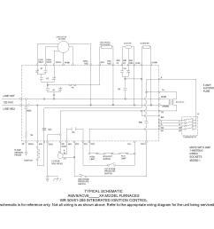 schematic for goodman amv9 acv9 xa furnace enter image description here [ 1650 x 1275 Pixel ]
