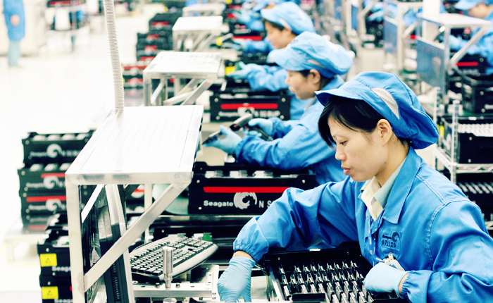 production testing  What are the typical qualification norms for assembly line workers