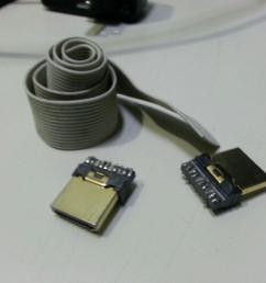 male male flat hdmi cable [ 1280 x 960 Pixel ]