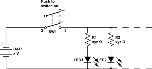 Wiring Diagram For Push Button Switch