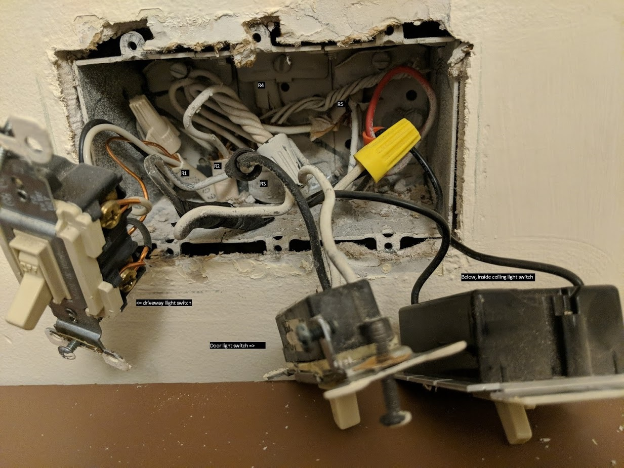 Wiring Diagram Together With Wiring A Light Switch And Gfci Outlet