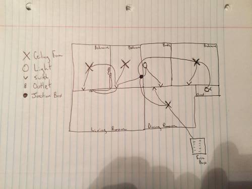small resolution of bathroom circuit diagram