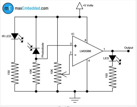 infrared led circuit