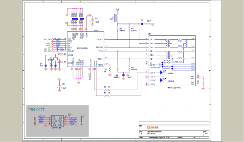 small resolution of schematic for em2803 sch