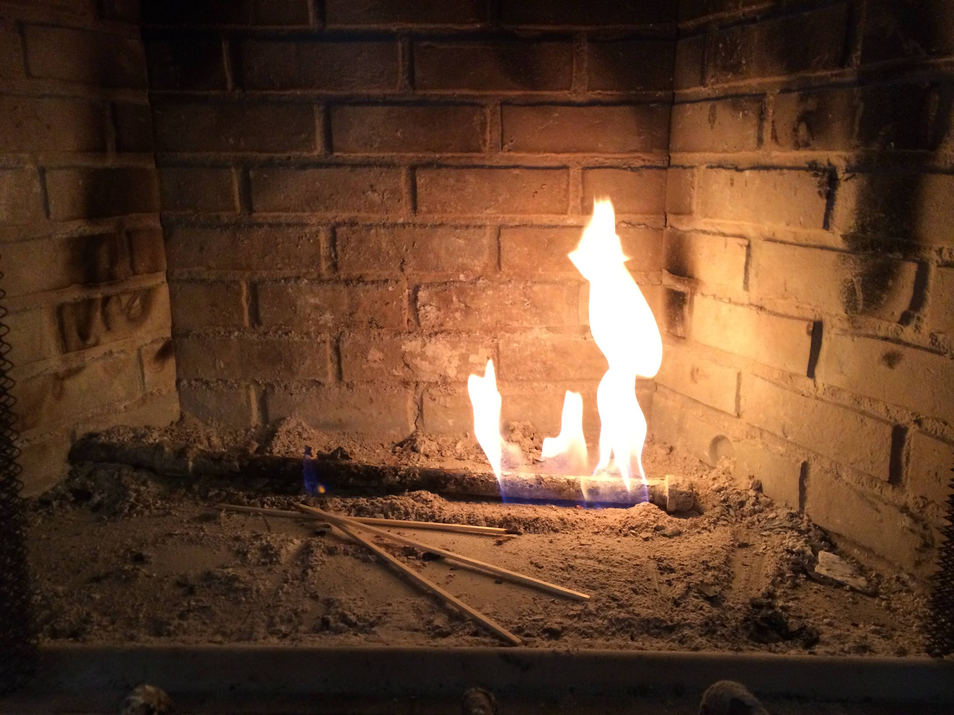 How Do I Replace The Fireplace Burner