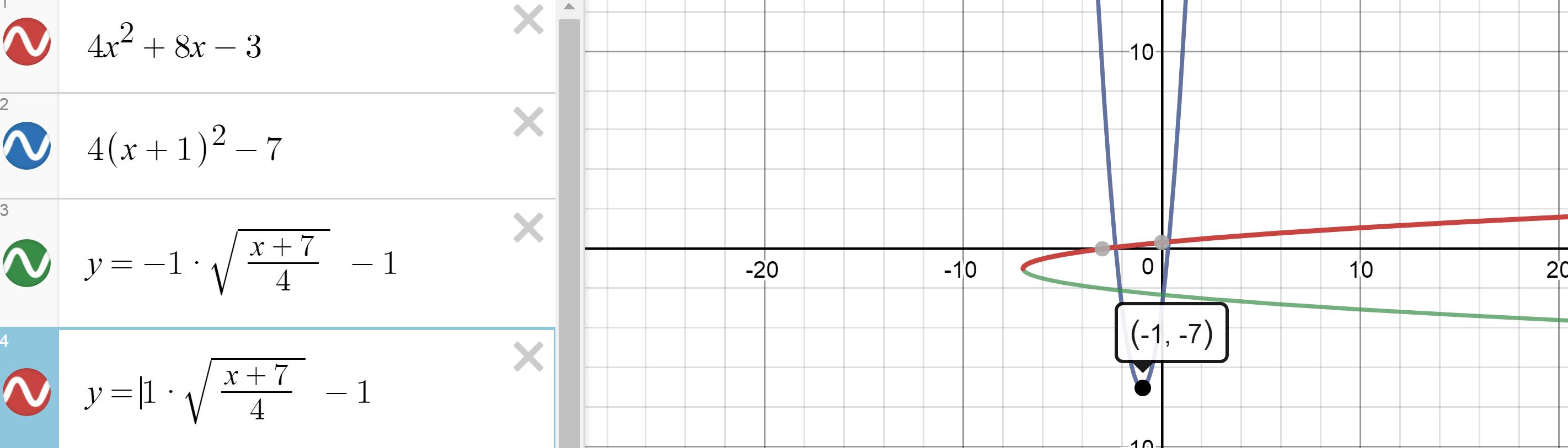 Algebra Precalculus