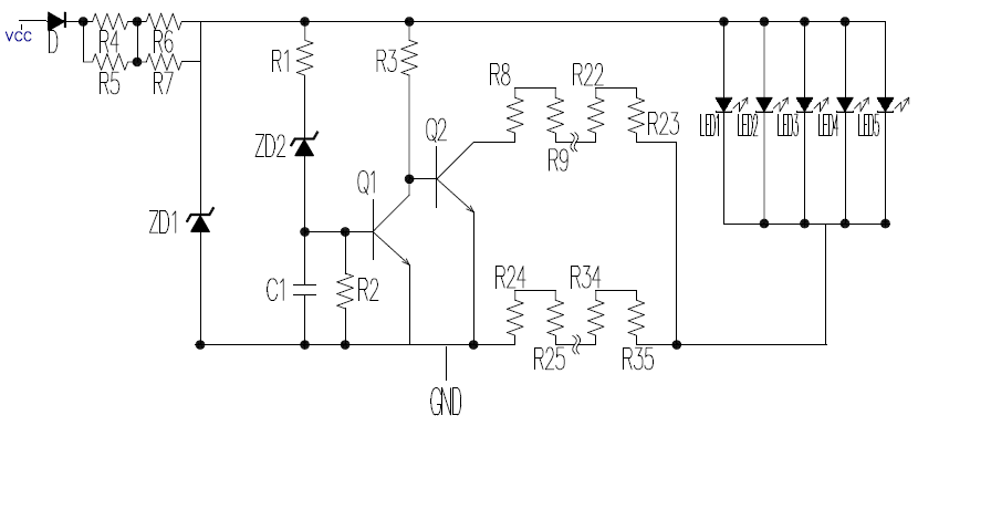 Need To Understand Transistor Based Led Circuit