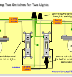 electrical wiring a ge smart switch in a box with 2 light switches switch controls both [ 1014 x 796 Pixel ]