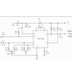 dsb sc modulation circuit [ 1366 x 768 Pixel ]