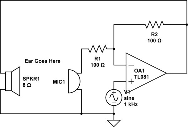 Microphone Jack Wiring Diagram Audio Noise Cancelling Headphone Concept Electrical
