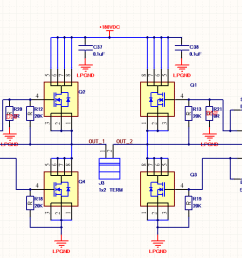 here is the schematic enter image description here [ 1628 x 572 Pixel ]