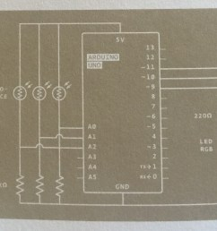 circuit diagram i have acquired the arduino starter kit project book and the explanations seem at times confusing and difficult to understand  [ 2278 x 1053 Pixel ]