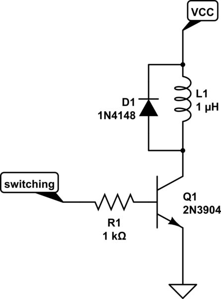 Is a snubber for transformer primary winding necessary