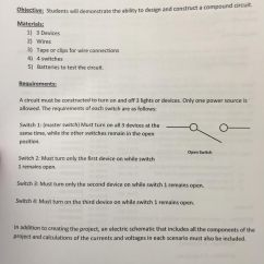 One Way Switch Wiring Diagram Honda Accord Homework Creating A Circuit With 3 Lights And 4 Switches 1 Master Edit 2 I Have Just Talked My Teacher It Seems That Diodes Are Allowed But Not Multi He Was Very Explicit About