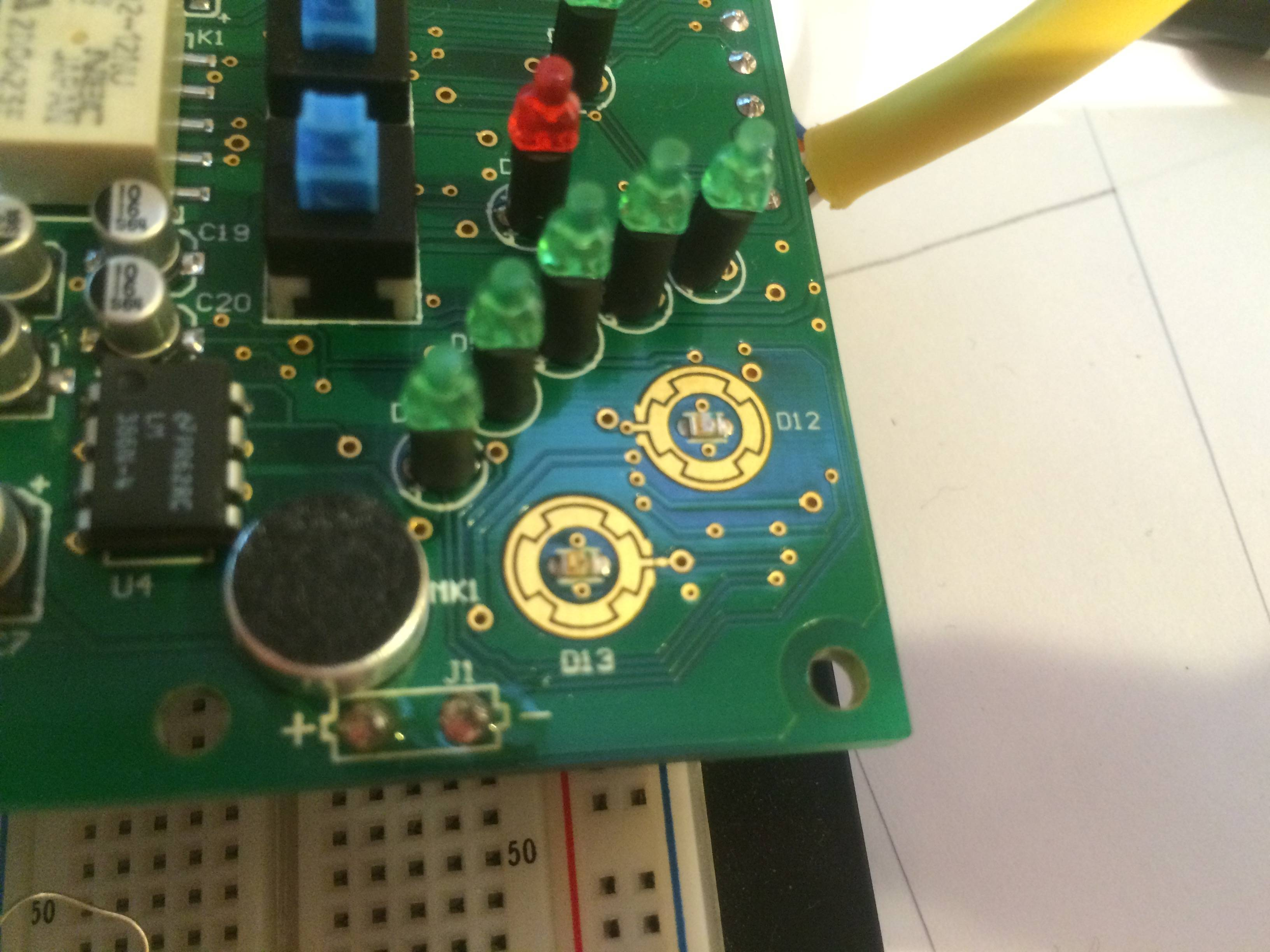 pcb  How does this button work without any circuit closing device  Electrical Engineering