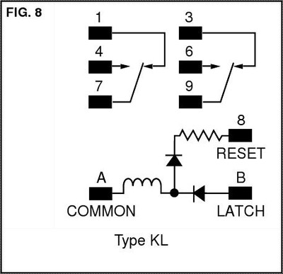 8 Pin Relay Wiring Square D. Square D Power Relay, Square