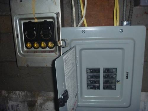 small resolution of junction my 2 service panels electrical wiring circuit breaker