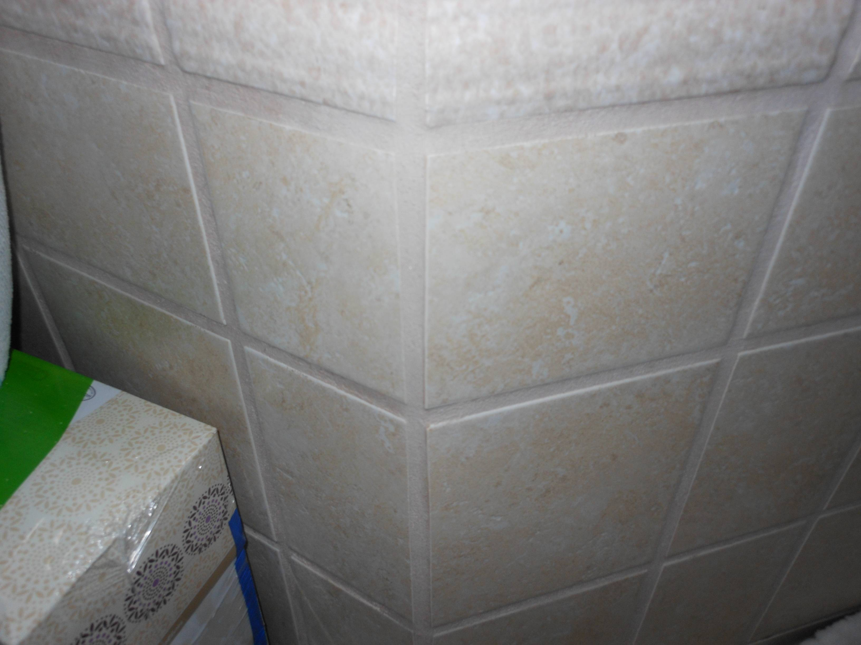 how to finish tiling an outside edge