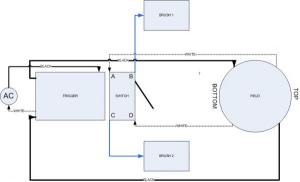 DIAGRAM FOR AC TO DC