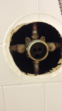 How To Replace Moen Shower Faucet Cartridge. NEW DANCO ...
