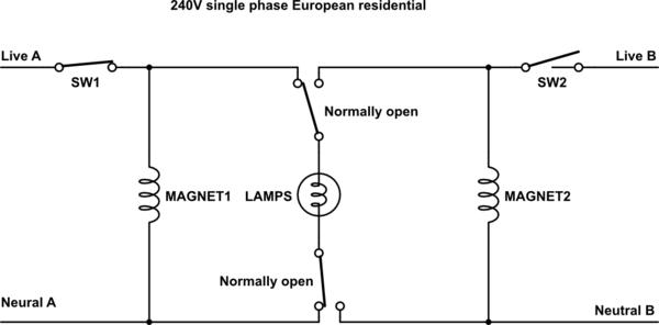 schematic symbol for circuit breaker