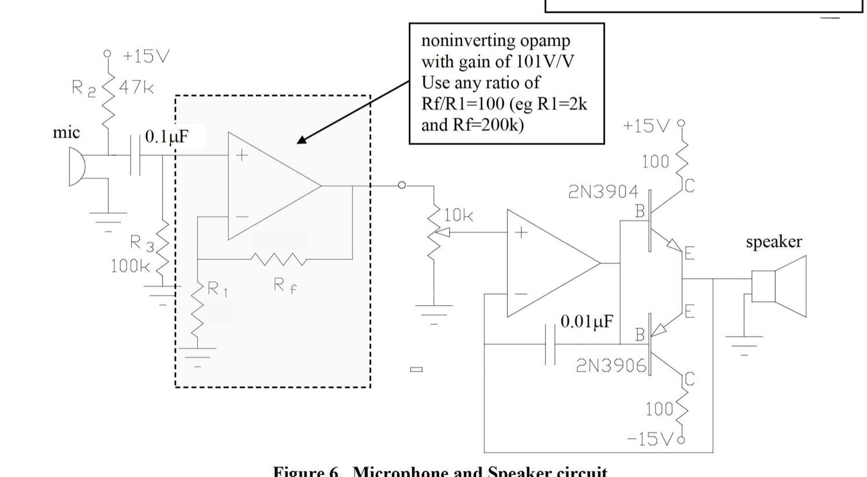 circuit diagram equations