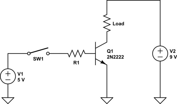 Passing 9v to Buzzer when Arduino PWM Pin is high..