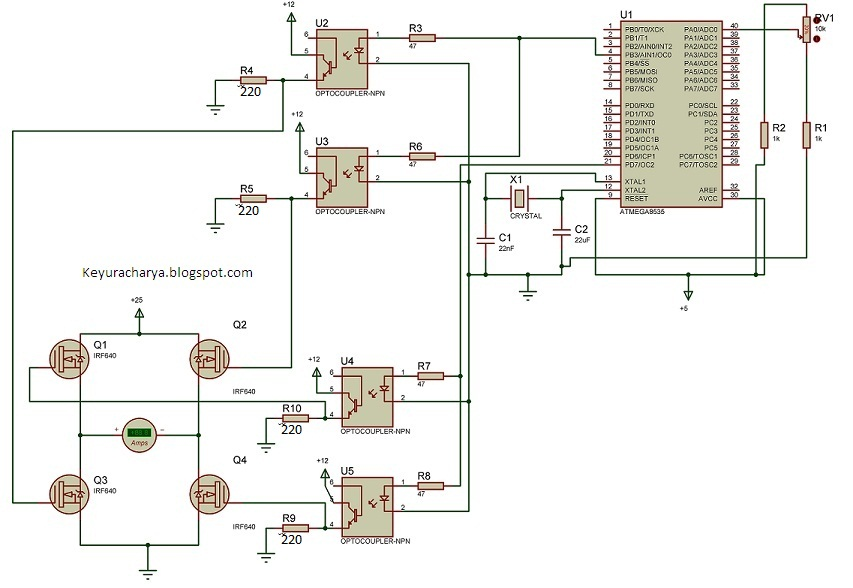 microcontroller based inverter circuit diagram 3406e ecm wiring ecltottl translator tradeoficcom schema online