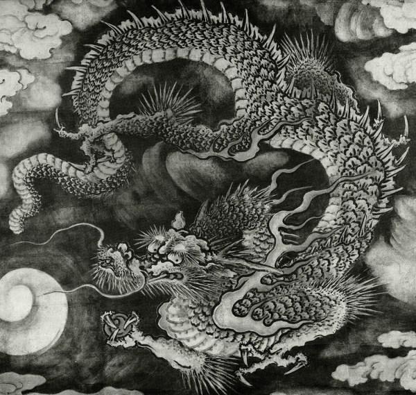 Chinese - Asian Dragons Fur Hair Mythology & Folklore Stack Exchange