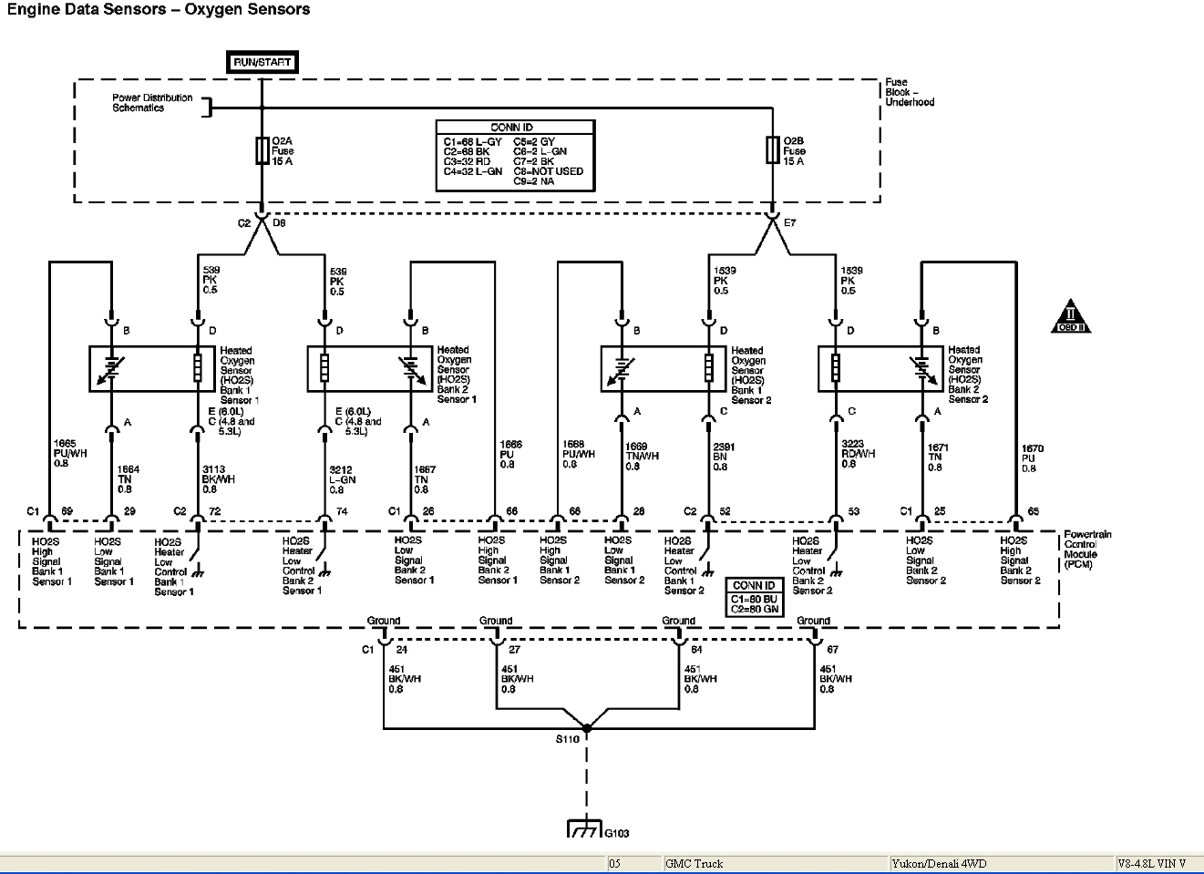 hight resolution of 2003 suburban oxygen sensor wiring diagram my wiring diagram wiring diagram for 5 wire oxygen sensor