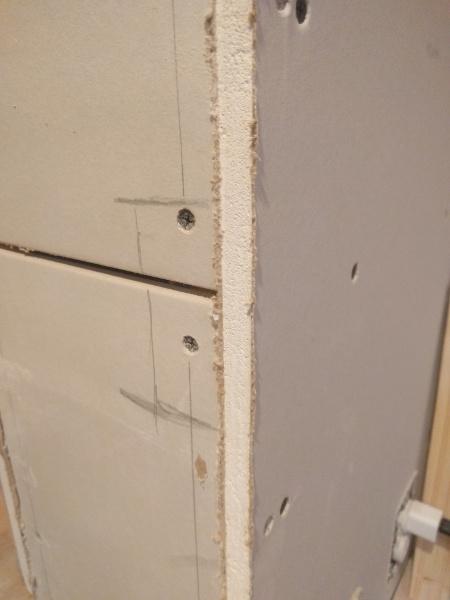 Tape Vs Corner Bead Order Of Installation Home Improvement Stack Exchange