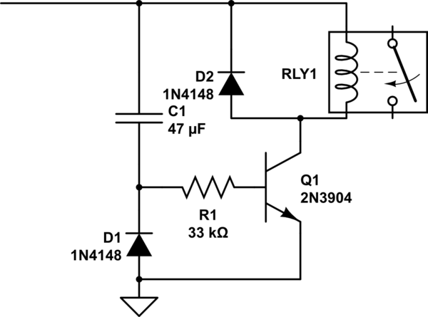 Time Off Delay Relay Wiring Schematic, Time, Free Engine