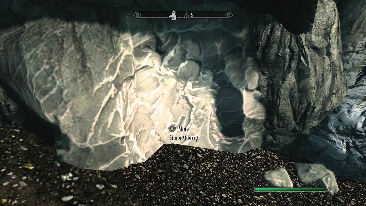 Quarried Stones In Skyrim Arqade