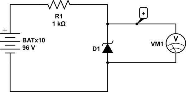How To Test Zener Diode Using Multimeter