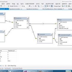 You Can Create A Database Diagram For Omron Ly2n Relay Wiring Visual Studio 2010 Diagramming Tools Sql
