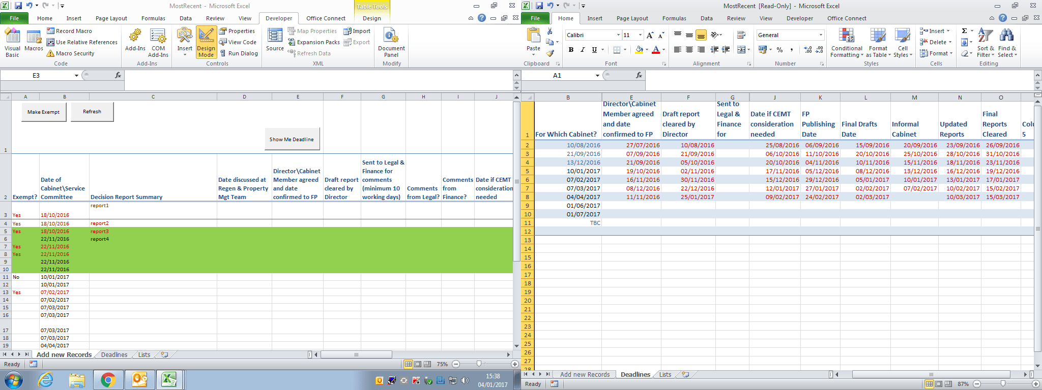 Application Worksheetfunction Index Type Mismatch