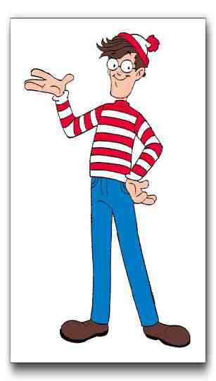 Code Challenge Can You Find Waldo Programming Puzzles