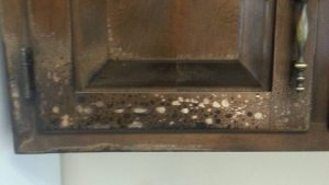 How To Repair Solid Wood Cabinet Finish After Fire? Home