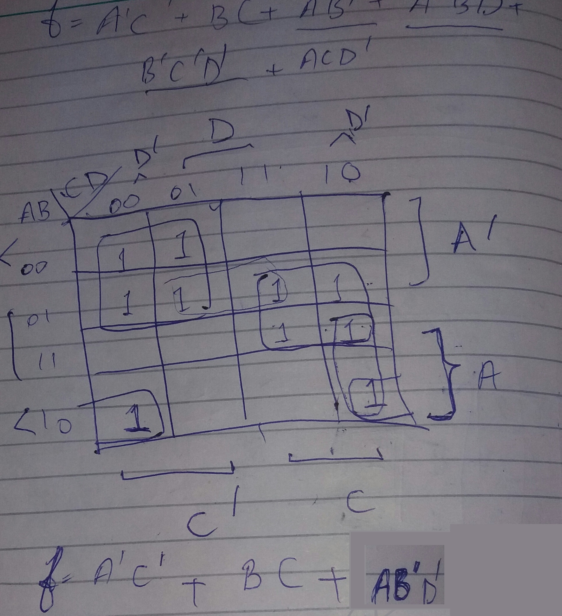 Am Trying To Create A Logic Circuit Using Only Nand Gates For This